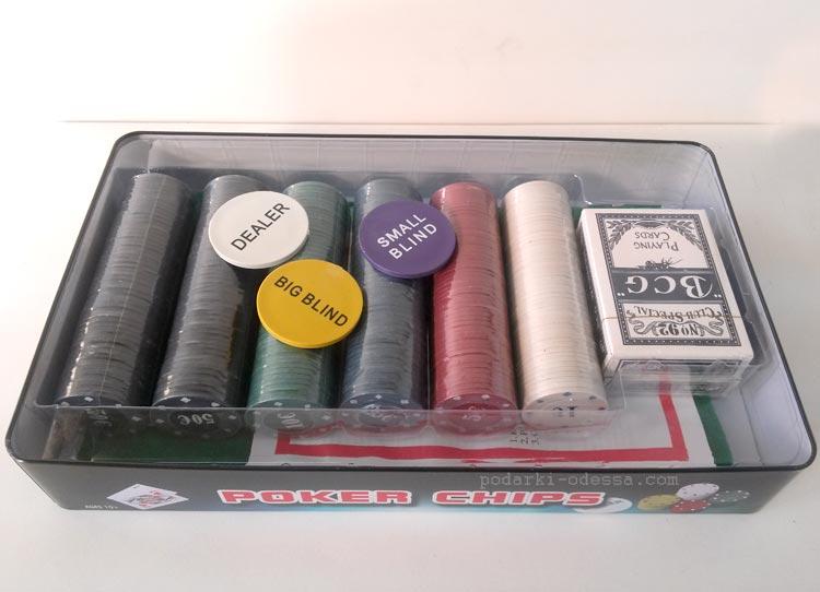 набор покера 300