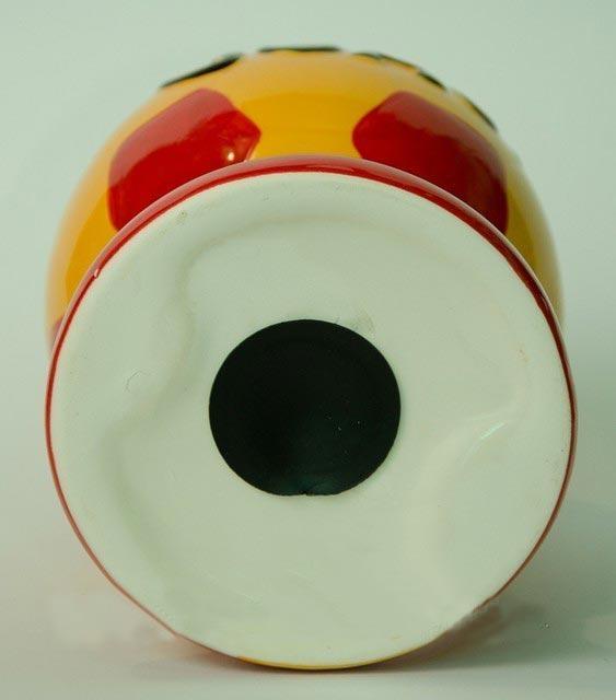Копилка керамическая - Футбольный мяч купить