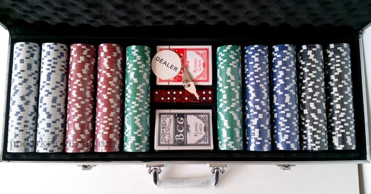 покер 500