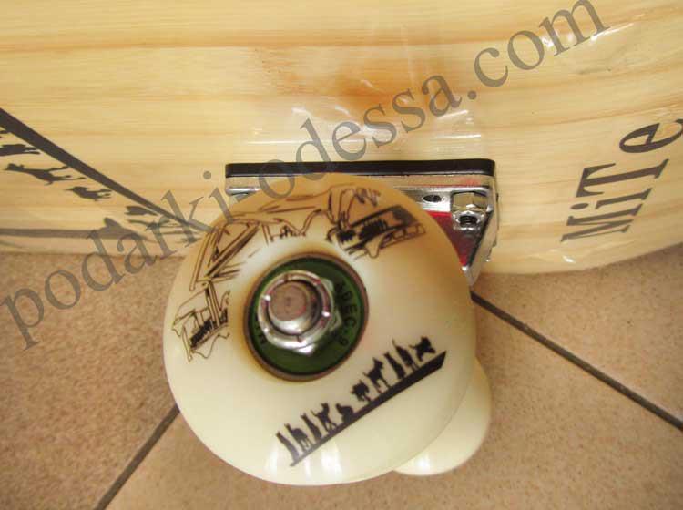 Купить скейт деревянный